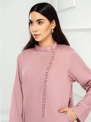 Tea-Pink-Irish-Cotton-(Pant+Shirt)-2