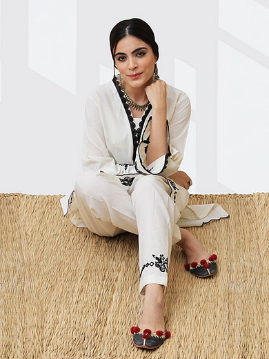 Khaadi-lawn-shirt-with-embroidery-2